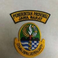Logo bordir jawa barat Pns