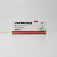 Simvastatin 10 mg 50's
