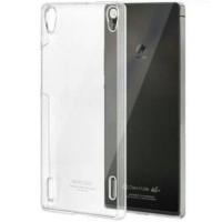 Hard Case Ultra Thin Imak Huawei Ascend P7 Hard Case Bening