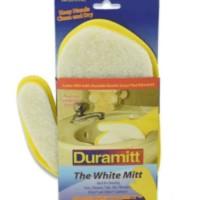Duramitt Sarung tangan kiri dengan spons / sarung tangan cuci piring