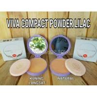 VIVA COMPACT POWDER - LILAC (PRODUK ORI)