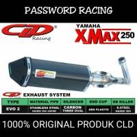 harga Knalpot Cld Evo 2 X Max Carbon Tokopedia.com