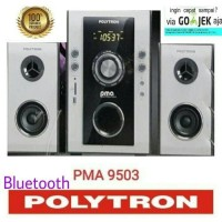 harga Polytron Multimedia Speaker Pma 9503 + Bluetooth Murah - Promo Tokopedia.com