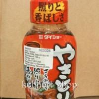 Daisho Yakitori Sauce 180 gr Saus Yakitori 180 gr