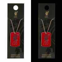 Official LFC Liverpool FC Dog Tag