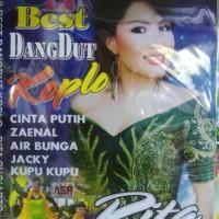 VCD ORIGINAL EKONOMIS 12 BEST DANGDUT KOPLO RITA SUGIARTO