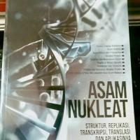 Asam Nukleat Struktur, Replikasi, Transkripsi