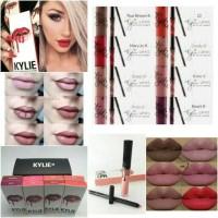Jual Kylie Lipkit Lip kit ecer 2in1 Matte Liquid lipstick + lip liner Murah