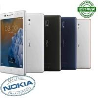 NOKIA 3 SMARTPHONE ANDROID RAM 2GB ROM 16GB LTE GARANSI 1 TAHUN RESMI