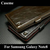 Caseme Samsung Galaxy Note8 Note 8 Wallet Leather Flip Case