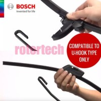 Wiper Blade BOSCH CLEAR ADVANTAGE Frameless DATSUN GO 24 inch 600mm