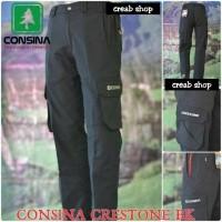 celana gunung outdoor consina crestone original panjang