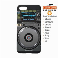 pioneer Dj iphone 4 5 6 7 plus samsung A5 J5 s7 s8 vivo y53 redmi 4 4a