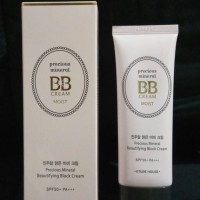 BB cream Etude house Moist precious mineral asli dari korea