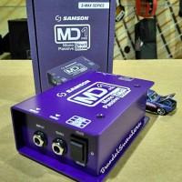 Direct Box Pasif Mono Samson MD1-Pro
