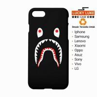 Bape A BATHING APE case iphone 4 5 6 7 plus samsung s7 s8 redmi 4 4a