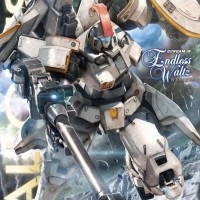 Bandai Original MG 1/100 Gundam Wing Tallgeese EW tall geese