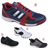 sepatu casual sport pria/olahraga/running/tenis/kuliah/kerja ADT 074