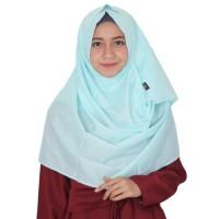 Parisku hijab pashmina instant katun premium amira bluesky