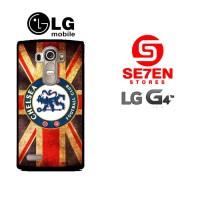 Casing Hp Lg G4 Chelsea New 2 Custom Hardcase