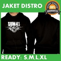 Jaket Sum 41 Versi 10 JKT JSM10 Hoodie Sweater Jumper