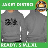 Jaket The Black Dahlia Murder 3 JKT JTM03 Hoodie Sweater Jumper
