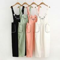 Meow Overall Suplier baju muslim online gamis murah gamis grosir