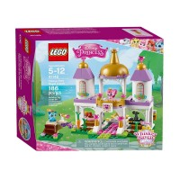 LEGO Friends 41142 Palace Pets Royal Castle Mainan Blok Puzzle
