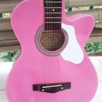 gitar akustik terbaik dan termurah BONUS SOFTCASE MURAHH