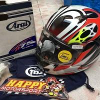 SALE!! Brand New Helm Fullface Nakasuga Arai Quantum original Japan M