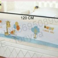 harga 120cmx78cm Bed Rail/bed Guard/pengaman Ranjang/pembatas Kasur Tokopedia.com