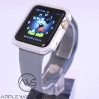 harga Defense Edge Case Silver Grey 42mm X-doria For Apple Watch Series 2 Tokopedia.com