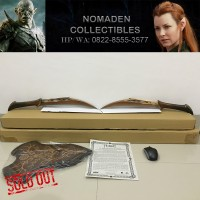 The Hobbit Fighting Knives of Tauriel UC3044 United Cutlery no LEGO