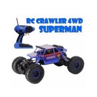RC Rock Crawler Herocar 699-89 Superman 4WD 1:18 Avengers Offroad 2.4G