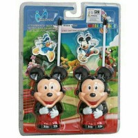 Mainan Anak - Walkie Talkie HT Mickey Mouse Handy Talkie Hate TERBATAS