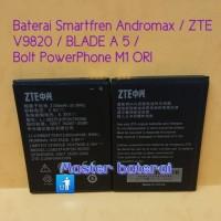 Baterai ZTE V9820 V 9820 / BLADE A5 A 5 ORI