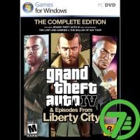 Grand Theft Auto IV Complete Edition (GTA 4) - game pc