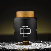 Jual DRUGA RDA BLACK 100% Authentic BY AUGVAPE Atomizer Vapor Vape Murah
