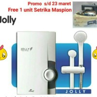 Jual PROMO Water Heater Instant Acme Jolly / Pemanas Air Mandi BEST SELLER Murah
