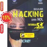 Belajar Hacking Dari Nol - Tutorial 5 Hari - Wahana Komputer - Andi