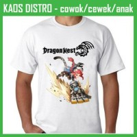 Kaos Dragon Nest 33 ZR14 Oblong Distro