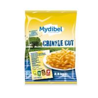 Kentang Mydibel Crinckle Cut 2,5Kg