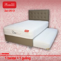 Kasur Spring Bed 2IN1 ROMANCE DUO 100X200