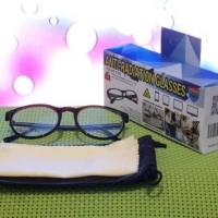 kacamata anti radiasi monitor komputer laptop tv lcd original