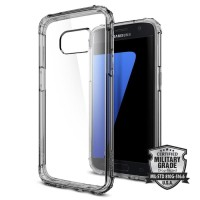 SPIGEN Samsung Galaxy S7 FLAT Case Crystal Shell ORIGINAL 555CS20098