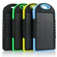 Jual Powerbank Solar Cell - Power bank Tenaga Surya Matahari Murah Murah