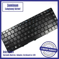 Keyboard laptop Acer Aspire 4732 4732Z eMachines D725 D525- Hitam ORI