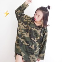 harga Hoodie Army Baju Abri Tangan Panjang Besar Jumbo Tokopedia.com