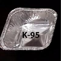 Kotak Aluminium Foil K-95/5B