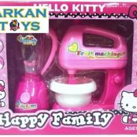 Mainan Mainan Blender Mixer Hello Kitty Kado Murah
